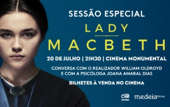 Sessão Especial LADY MACBETH